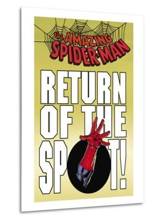 The Amazing Spider-Man No.589 Cover: Spider-Man