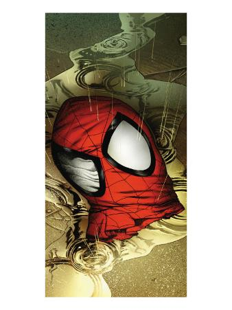 Ultimate Spider-Man No.133 Cover: Spider-Man