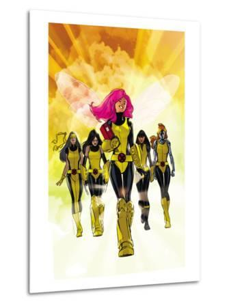 X-Men: Pixie Strikes Back No.1 Cover: Pixie, X-23, Blindfold, Armor and Mercury