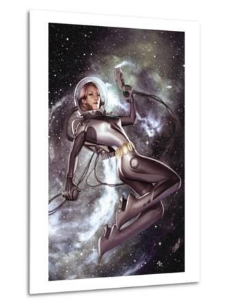 Black Widow: Dead Origins No.4 Cover: Black Widow