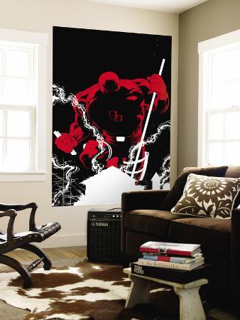 Daredevil Father No.1 Cover: Daredevil