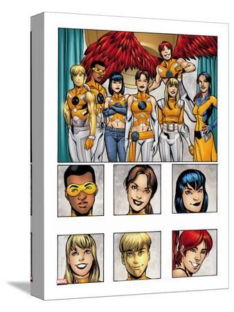 New X-Men: Academy X Yearbook Group: Prodigy