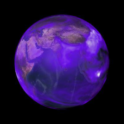 Black Carbon, a Short-Lived Particle, is in Perpetual Motion across the Globe