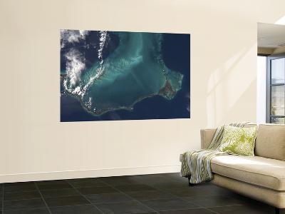 The Bahamas' Lengthy Narrow Eleuthra Island