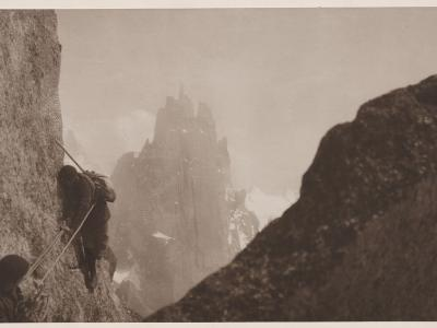 Early Mountaineering in the Alps