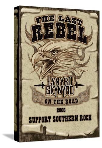 Lynyrd Skynyrd - The Last Rebel, On the Road, 2006. Support Southern Rock