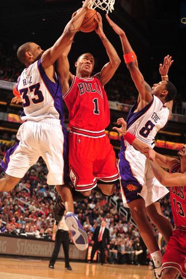 6a22dcbf577e Chicago Bulls v Phoenix Suns  Grant Hill