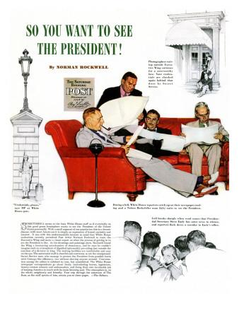 """""""So You Want to See the President"""" A, November 13,1943"""