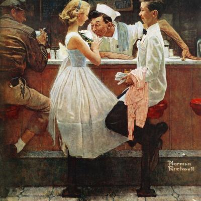 """""""After the Prom"""", May 25,1957"""