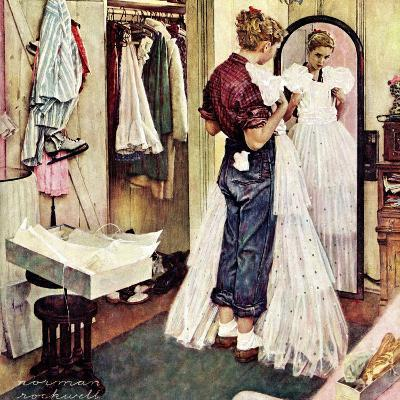 """Prom Dress"", March 19,1949"