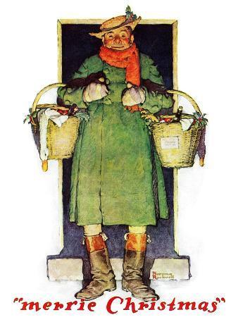 """""""Merrie Christmas"""", December 10,1932"""