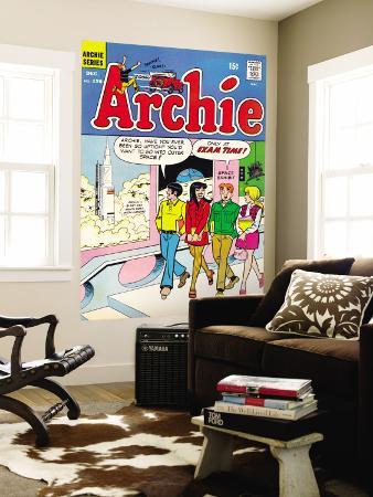 Archie Comics Retro: Archie Comic Book Cover No.196 (Aged)