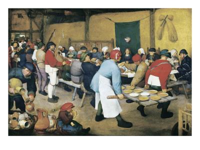 Peasant Wedding (Bauernhochzeit)