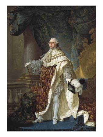 Portrait of Louis XVI
