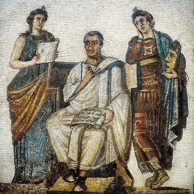 Virgil and the Muses