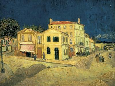 The Yellow House at Arles