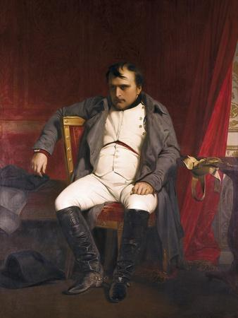 Napoleon after His Abdication
