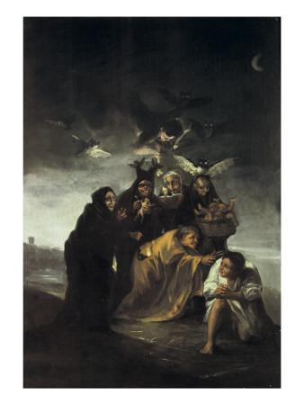 The Spell or the Witches