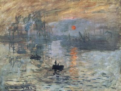 Impression, Sunrise