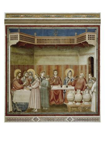Scenes from the Life of Christ: Marriage at Cana
