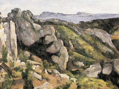 Rocks at L'Estaque