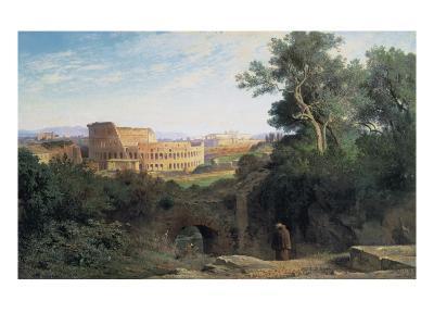 Colosseum Seen from the Palatin (Le Colisée Vu Du Palatin)