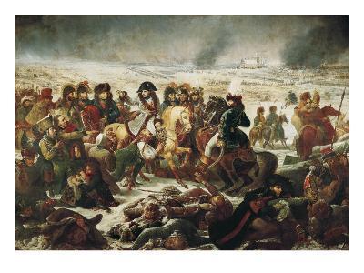 Napoleon on the Battle Field of Eylau, 9th February 1807