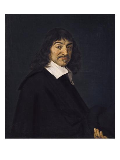 who influenced rene descartes