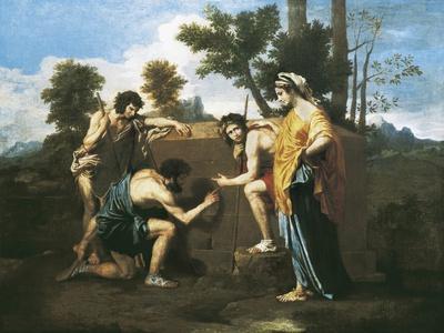 Arcadian Shepherds (Et in Arcadia Ego)