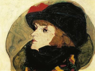 Portrait of Ida Roessler