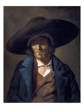 Portrait D'Hommedit Le Vendéen