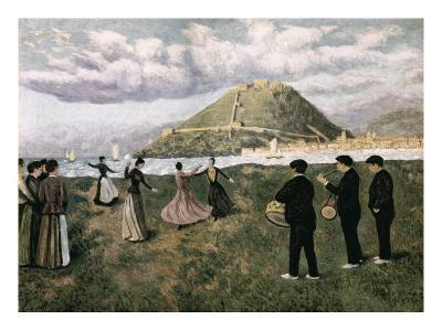 Basque Celebration at the Bay of San Sebastián