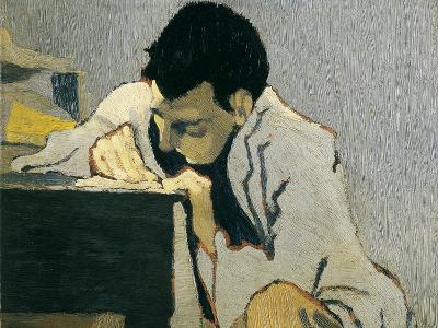 Portrait of Lugné-Poë