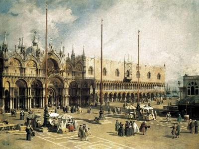 The Square of Saint Mark's, Venice (Piazza San Marco)