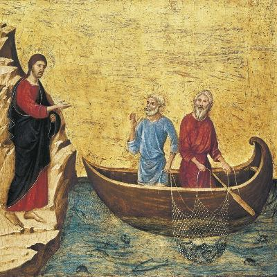 The Calling of the Apostles Peter and Andrew