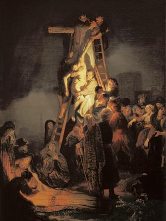 Descent from the Cross Prints by Rembrandt van Rijn at ...