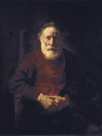Old Man Seated