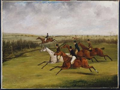 The Grand Leicestershire Steeplechase, March 12Th, 1829: the Field Becomes Select