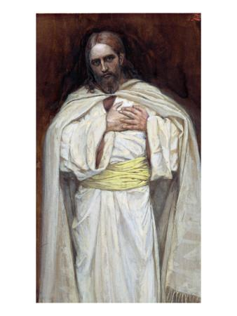 Our Lord Jesus Christ, Illustration for 'The Life of Christ', C.1886-94