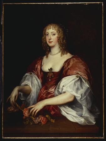 Portrait of a Lady, Traditionally Thought to Be the Countess of Carnavon