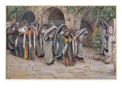 The Holy Women, Illustration for 'The Life of Christ', C.1886-94