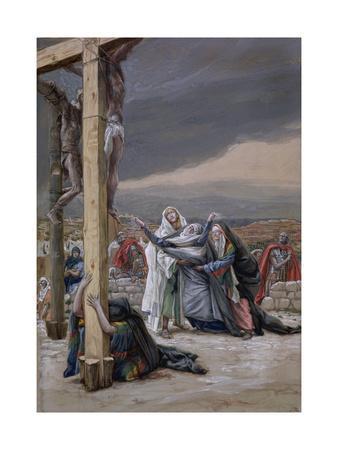 Mater Dolorosa, Illustration for 'The Life of Christ', C.1884-96