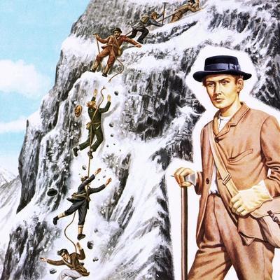 Ascending the Matterhorn in 1865: Success Followed by Disaster