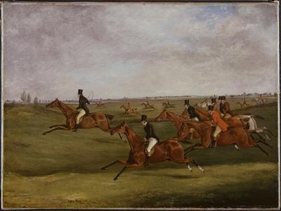 The Grand Leicestershire Steeplechase, March 12Th, 1829: Going the Pace
