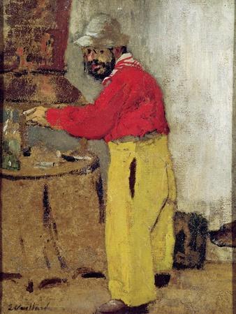 Henri De Toulouse-Lautrec at Villeneuve Sur Yonne, 1898