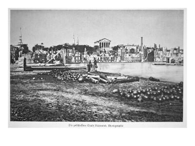The Ruined City of Richmond, Virginia, at the War's End