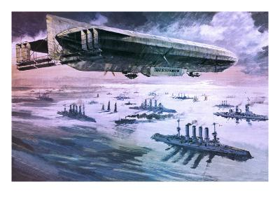 The Viktoria Luise Was Germany's First Commercial Airship