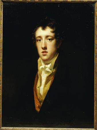 Portrait of Sir Andrew Agnew of Lochnaw, Seventh Baronet