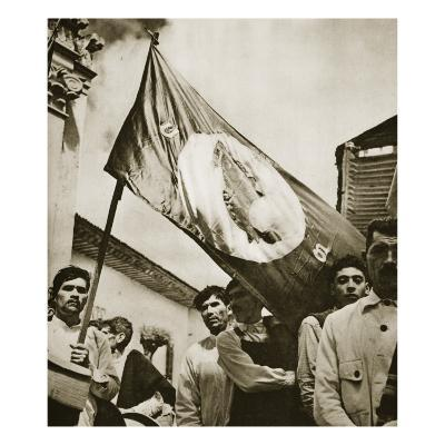 Members of the National Synarchist Union, Mexico, 1930S-40S