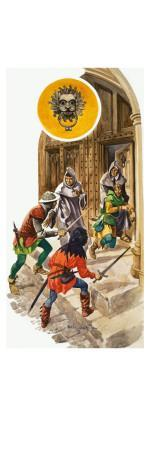 The Wonderful Story of Britain: Punishment in the Middle Ages
